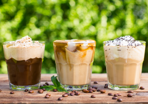 7 Refreshing Coffee Drinks For The Summer That You Can Make At Home